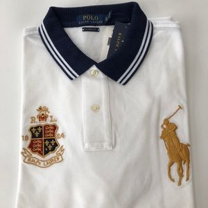 Polo Ralph Lauren Crest Big Pony Shirt